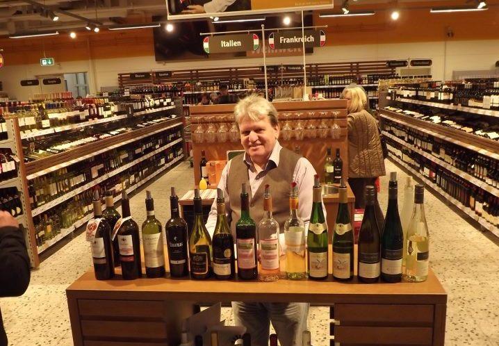 Dieter's Weinempfehlungen
