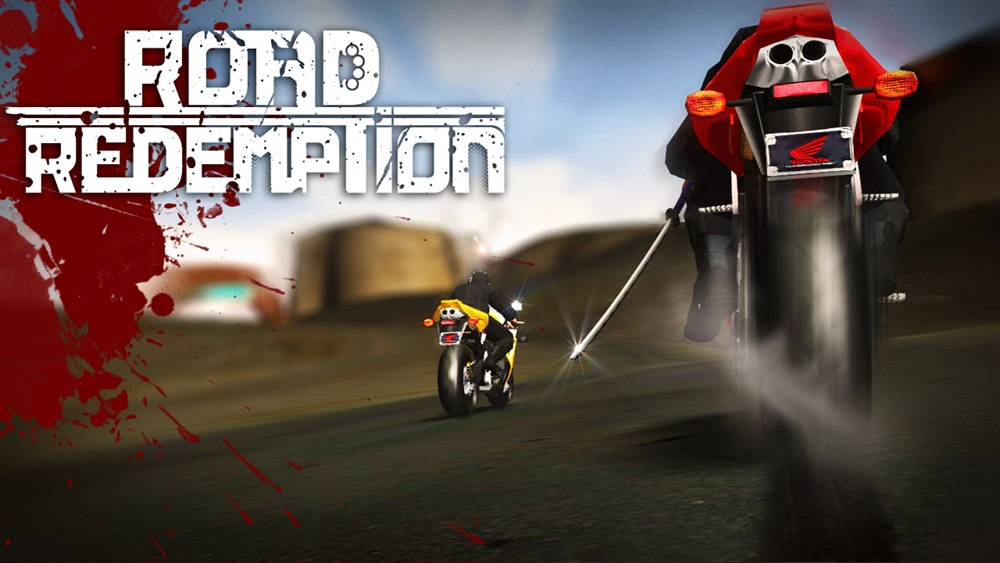 Road Redemption Download Poster