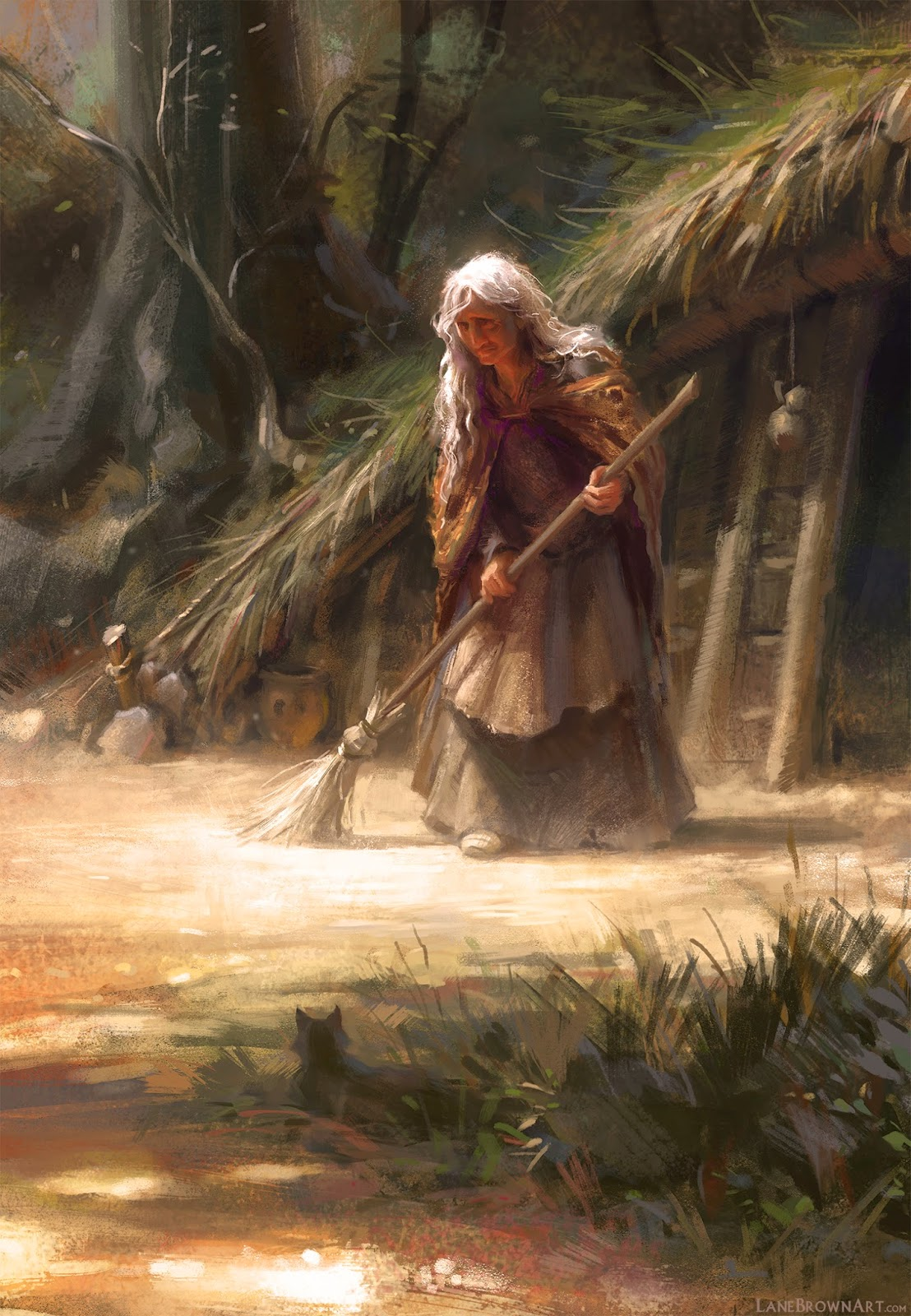 Crone by Lane Brown