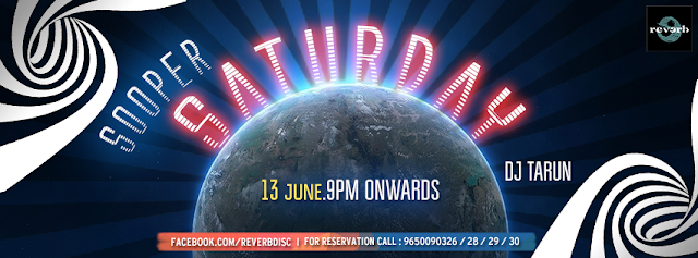 Sooper Saturday with DJ Tarun at Reverb Noida