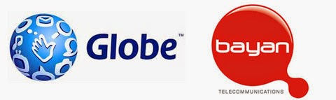 globe telecom bayantel