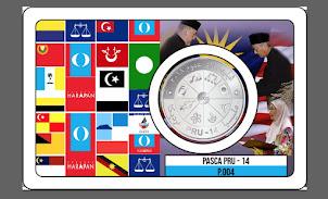 1 DiRHAM PASCA PRU-14, versi 3