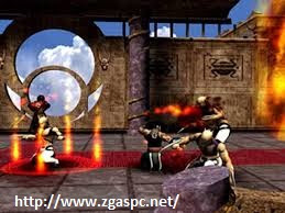 Free Download Game mortal kombat shaolin monks PS2 For PC Full Version ZGASPC