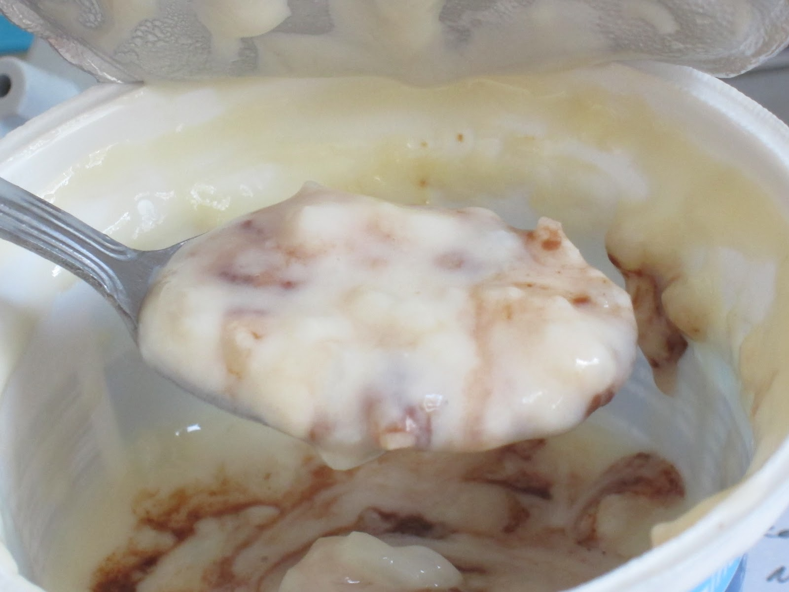 how to make creamed rice in the microwave
