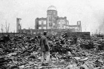 Akibat bom atom di Hiroshima, Jepang