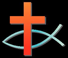 A Disturbing Mix of Christian Symbols
