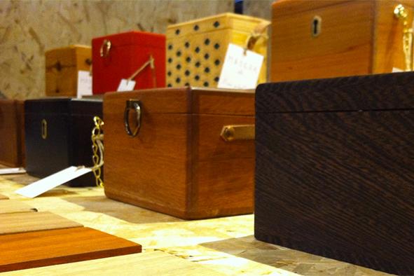 bolso de madera de MWood