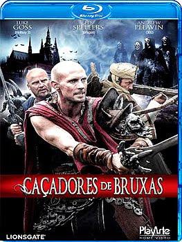 Filme Poster Caçadores de Bruxas BDRip XviD Dual Audio & RMVB Dublado