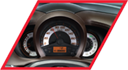 Speedometer New Honda Brio