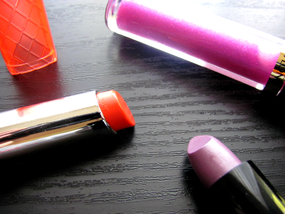 Spring Lipsticks from Revlon and NYX