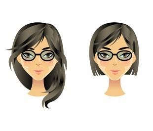 new look book comment choisissez des lunettes solaires adapt es la forme de votre visage. Black Bedroom Furniture Sets. Home Design Ideas