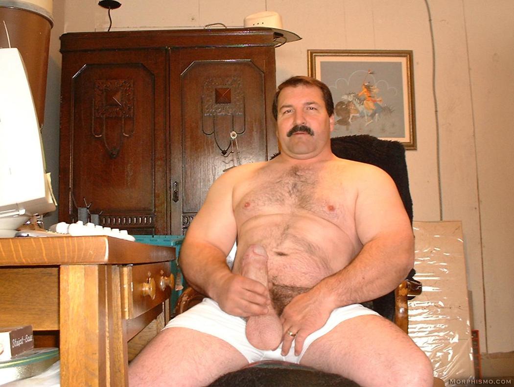 Foto Hombre Maduro Con Pene Grande