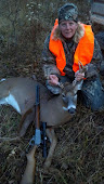 My 9 point Buck