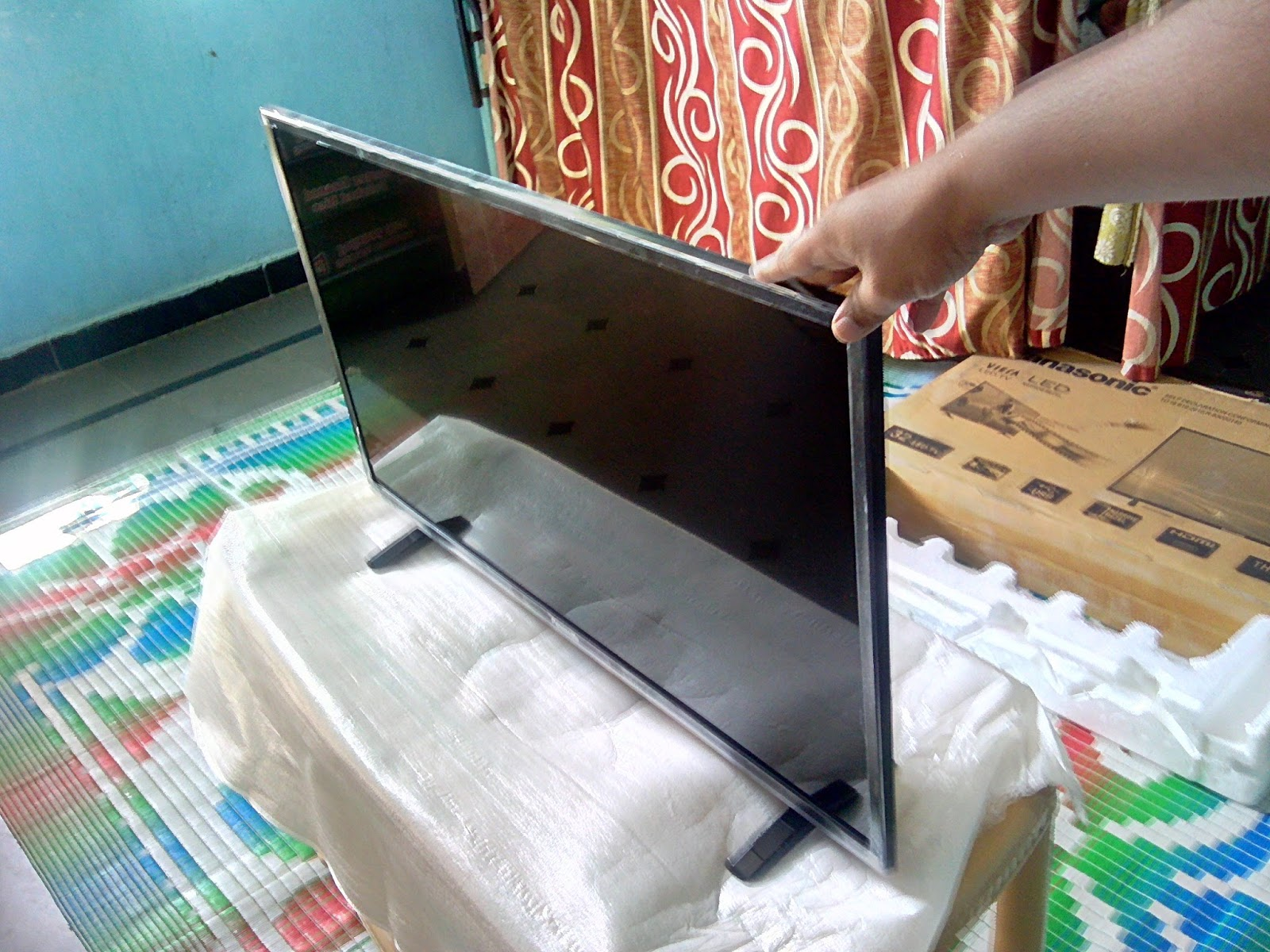 Learn New Things Panasonic 32 Inch Led Hd Tv Th 32c350dx