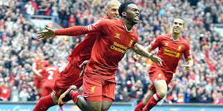 Video Gol Liverpool vs Manchester United 1 September 2013