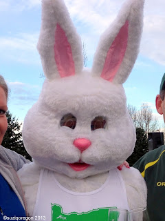 Run Oregon Easter Bunny
