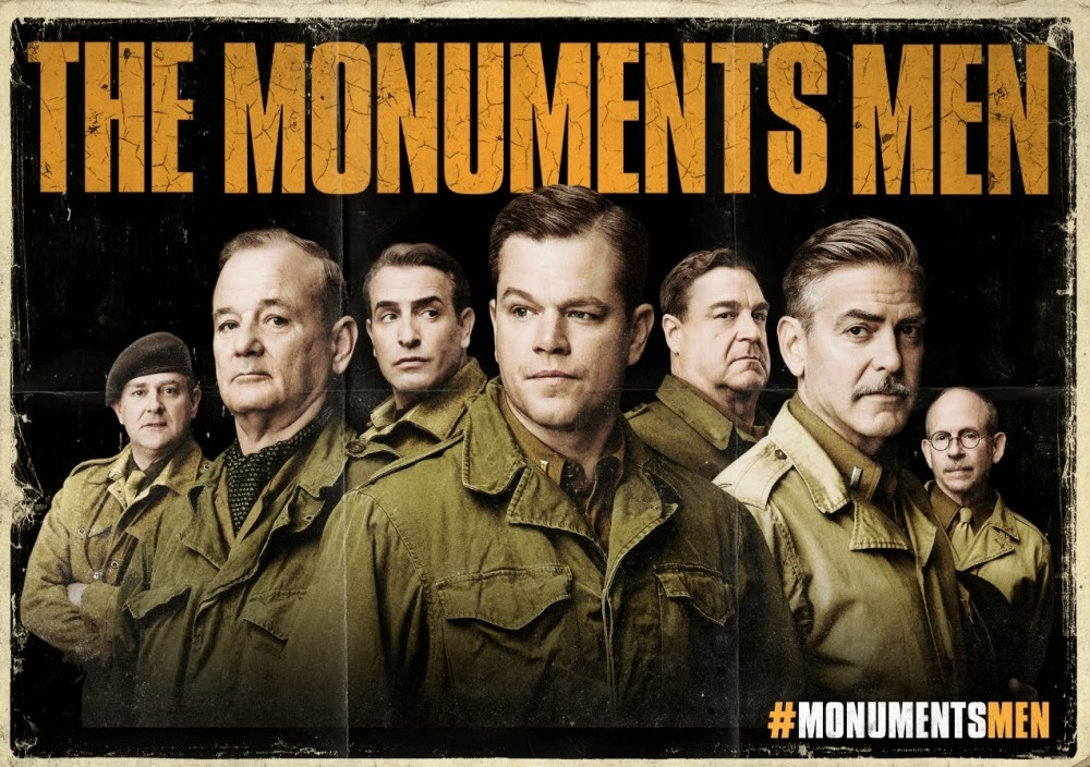 Free Watch Monument Men Online Free Wallpaper