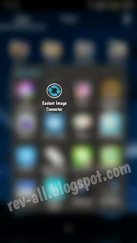 Ikon Image Converter Lite - aplikasi android untuk merubah ukuran gambar dan jenis gambar (rev-all.blogspot.com)