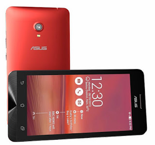 Asus Zenfone 6 in Cherry Red color, now available in Lazada Philippines
