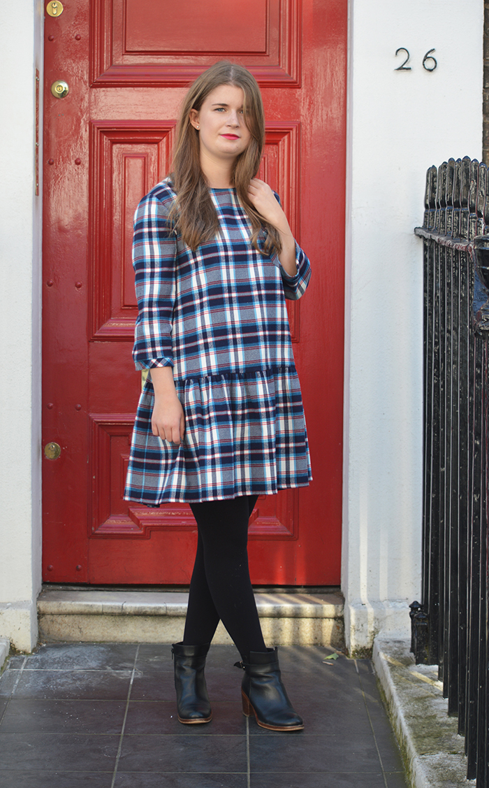 Mod Dolly Dress fashion bloggers