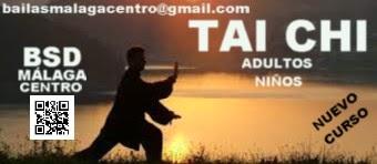 NOVEDAD PARA EL NUEVO CURSO 2014-15. TAI CHI PARA TODOS
