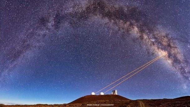 Astrônomos resolvem enigma sobre bizarro objeto no centro da nossa galáxia