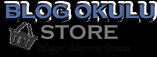 Blog Okulu Alışveriş Teması