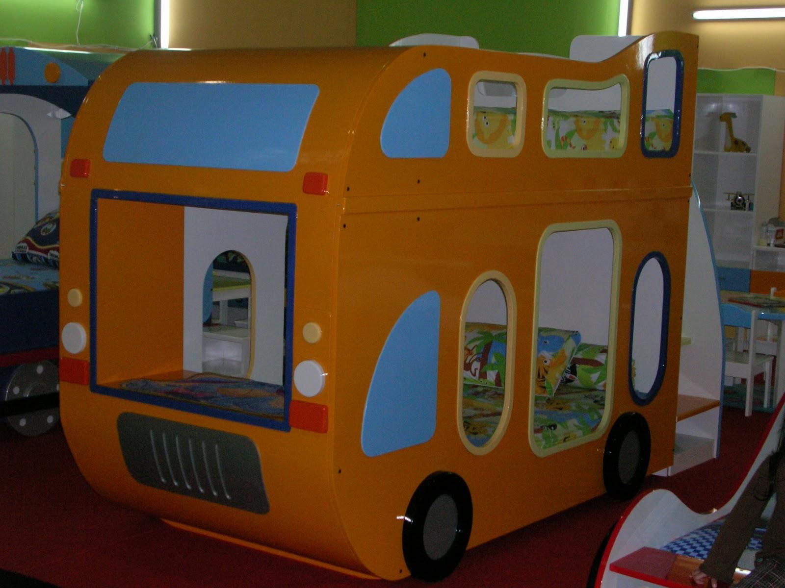 berkah kids furniture tempat tidur tingkat anak