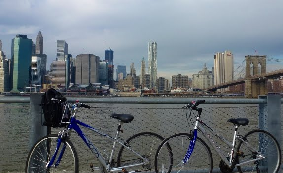Downtown desde Brooklyn Bridge Park