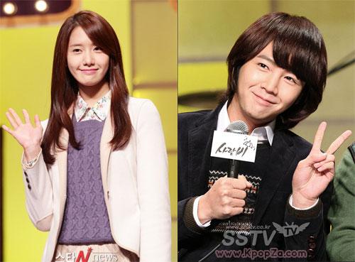รักแรกของ Jang Geun Suk และ YoonA ใน 'Love Rain'