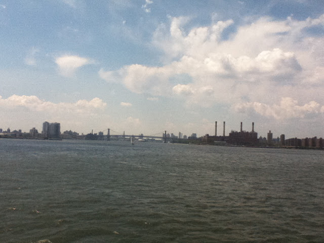 On the move: GOODBYE NEW YORK