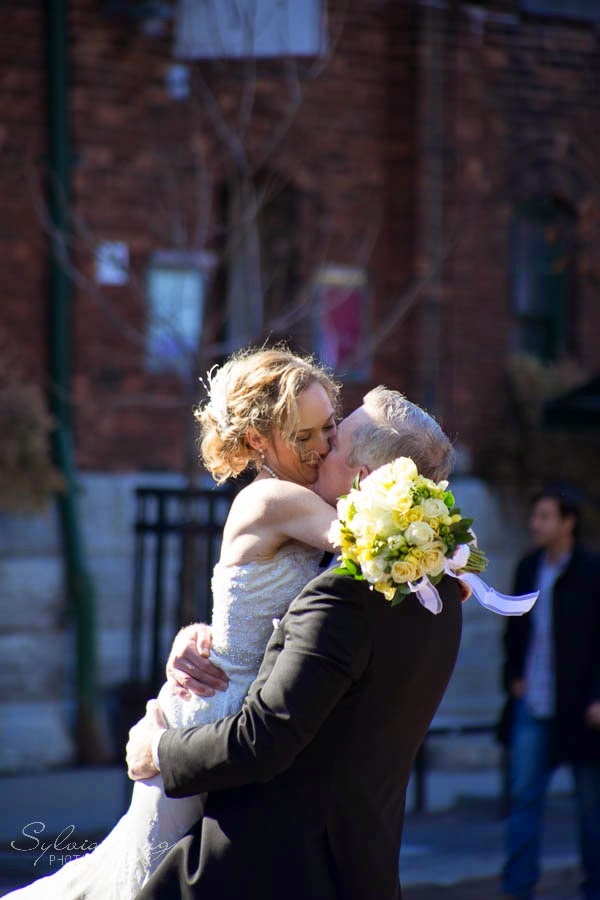 Distillery District Wedding toronto ontario, Downtown toronto wedding location