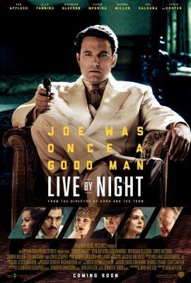 Filme Poster A Lei da Noite