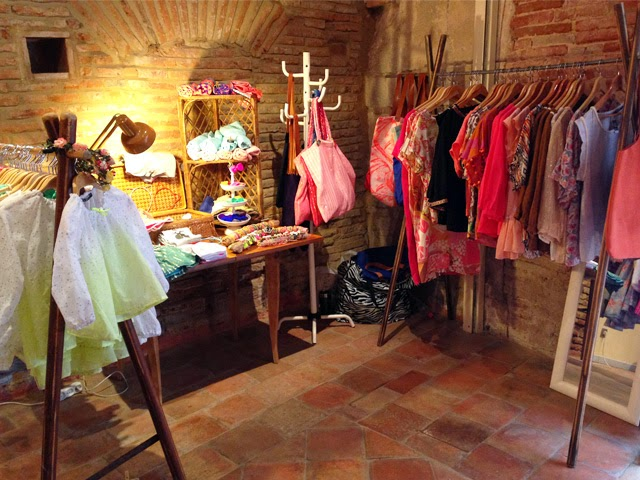 les jolies choses- pop up store - Toulouse