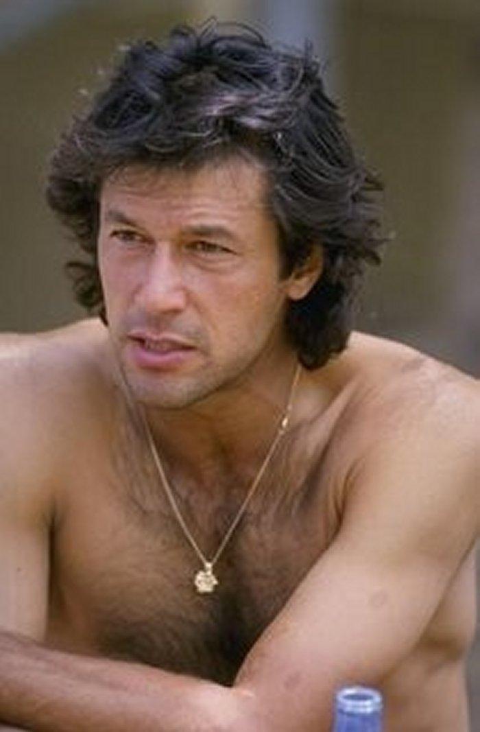 Sexy nude imran khan naked — img 13