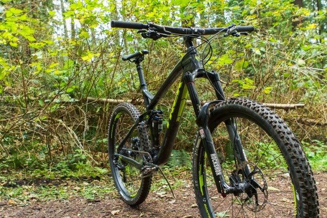 Bike News, New Bike, Carbon Mountain Bike, Trek New Carbon Bikes, trek slash 9.8 2015