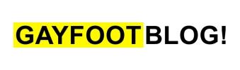 Gay Foot Blog!