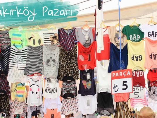 Gezi   Bakırköy Cumartesi Pazarı