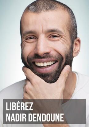 Libérez Nadir Dendoune, journaliste français emprisonné en Irak