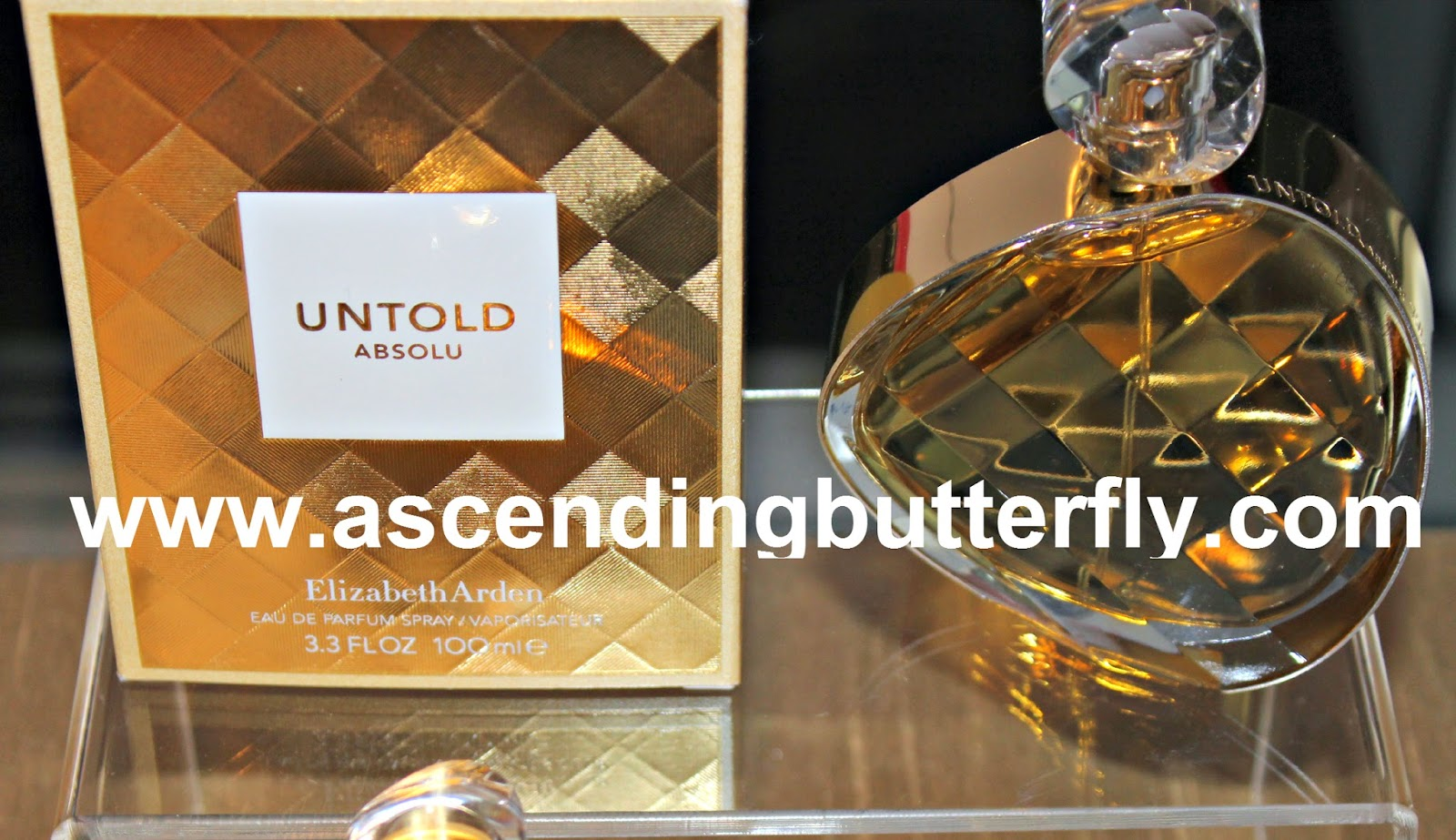 Celebrate the Season Elizabeth Arden Untold Absolu Perfume #CelebrateInStyle, Fragrances, Scents