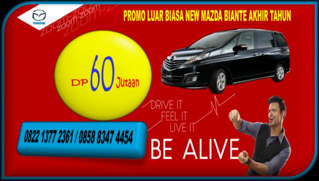 Promo Luar Biasa New Mazda Biante Akhir Tahun