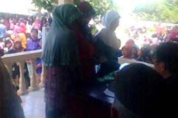 Pembagian PKH. Kotabumi Lampung Utara
