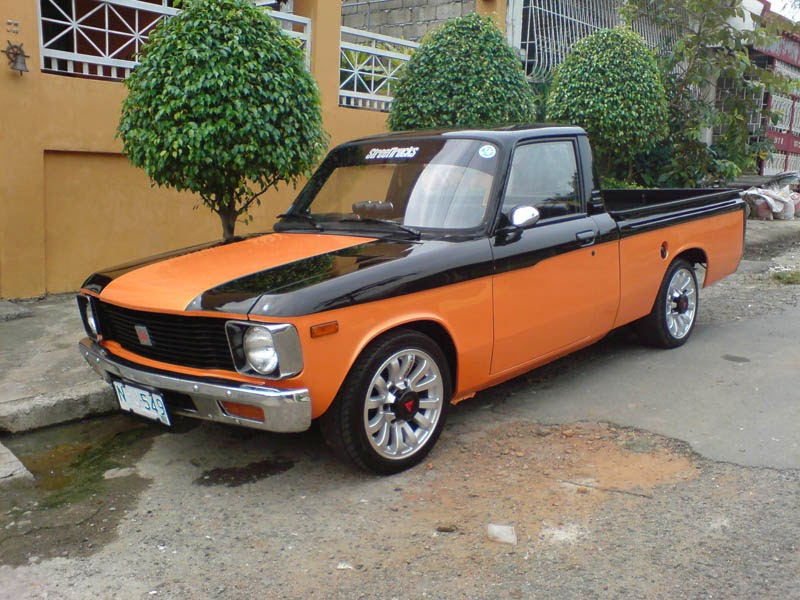 modifikasi chevrolet luv