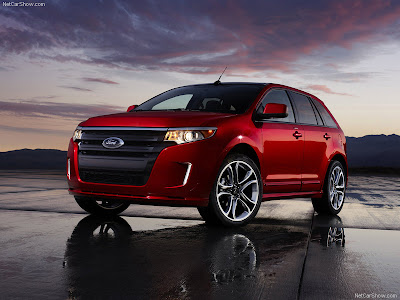 Ford Edge Wallpapers