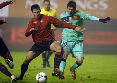 Osasuna 1 - 2 Barcelona (1)