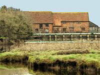 Eling Tide Mill Totton Hampshire