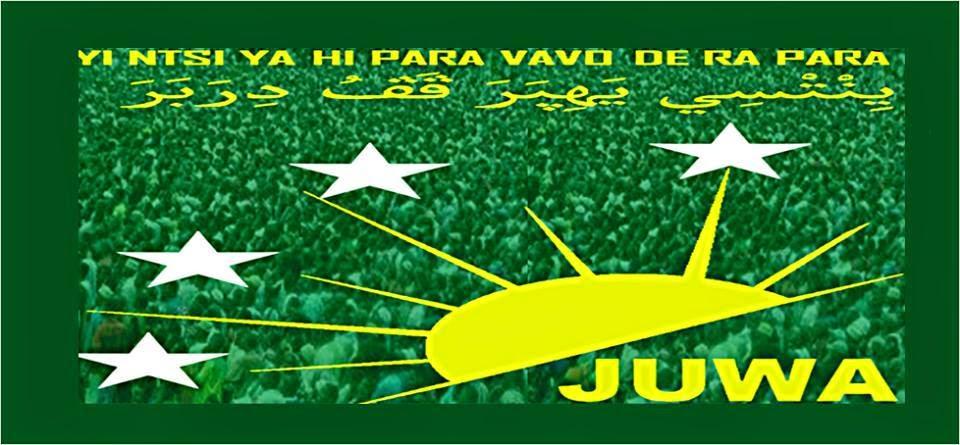 Le parti Juwa interpelle la communauté internationale