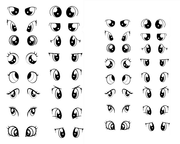 How to Draw My Little Pony Eyes