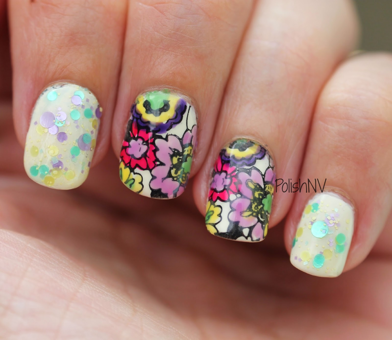 jelly polish stamping
