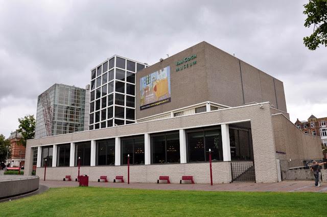 Museo Van Gogh en Amsterdam